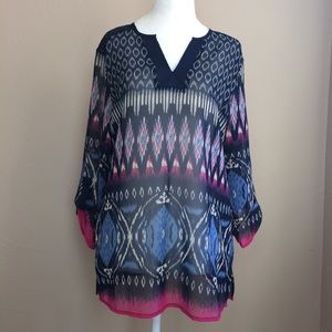 Blouse Tunic from Antila Femme